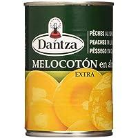 Conservas Dantza Melocotón - 420 gr