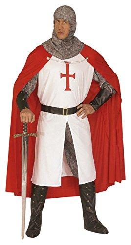 Imagen de widman  disfraz de caballero medieval para hombre, talla l 44493