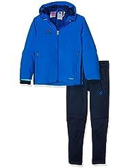 adidas-Chándal infantil condivo16, color azul (blue/conavy), talla 128