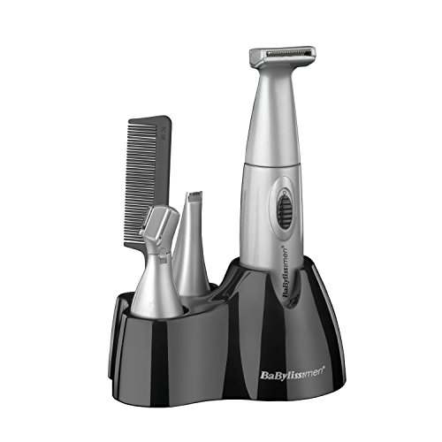 BaByliss for Men 7040CU 6-in-1 Grooming Kit