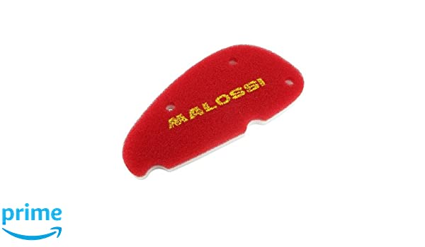 Luftfilter Einsatz Malossi Red Sponge f/ür Aprilia SR 50 Di-Tech 50-07//03 Aprilia Injection
