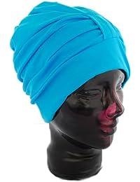 Fashy - Gorro de natación para mujer, tamaño único, color türkis