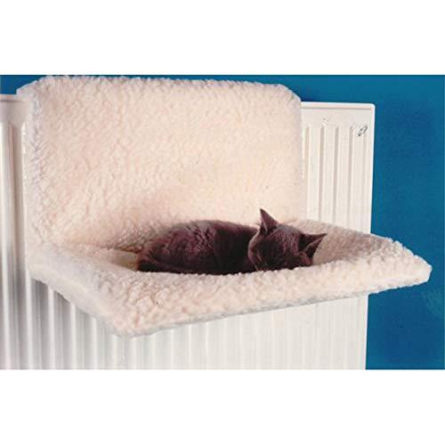 Anjing Lit radiateur luxueux doux lavable pour chat