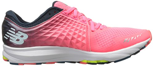 New Balance Women's W2090v1 Running Shoe Pink/Yellow