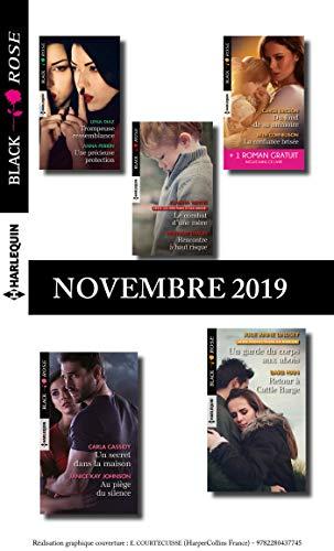 Pack mensuel Black Rose : 10 romans + 1 gratuit (Novembre 2019 ...
