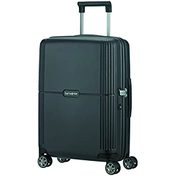 Samsonite Orfeo Spinner Valise de cabine 4 roulettes 55 cm sky silver MIkpfCsaa