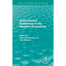 State-Owned Enterprise in the Western Economies (Routledge Revivals)