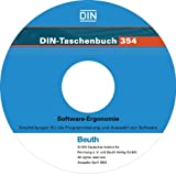 Software-Ergonomie, 1 CD-ROM Empfehlungen f�r die Programmierung und Auswahl von Software. Einzelplatzversion. F�r Windows 95/98 SE/Me/NT 4.0/2000 Bild