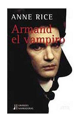 Armand el vampiro Cover Image