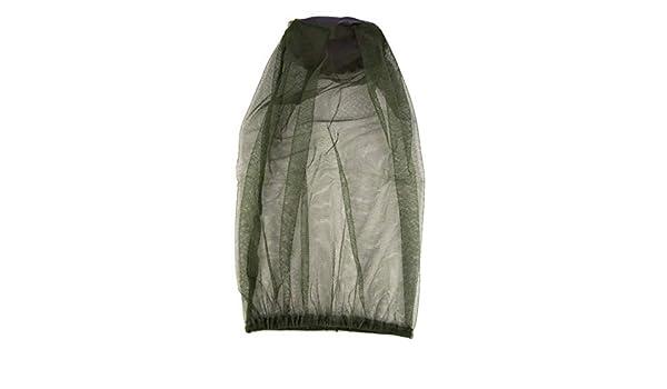 Gwendoll Camping en Plein air Anti-Moustique Chapeau Maillage Net moustiquaire Chapeau v/êtements moustiques