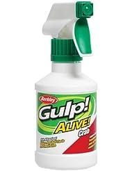 Berkley Gulp! Alive! - Pulverizador para cebos, aroma de cangrejo, 227 ml