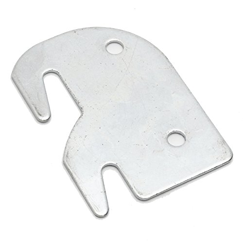 CCChaRLes 4 Stücke Universal Holz Bett Schiene Metall Eisen Klau Haken Platten Ersatz -