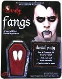 Novelty Vampire Fangs halloween dracular teeth putty to stick