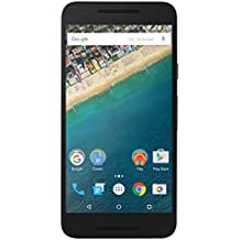 "LG Nexus 5X - Smartphone libre Android (5.2"", 12.3 MP, 2 GB de RAM, 32 GB), color negro"