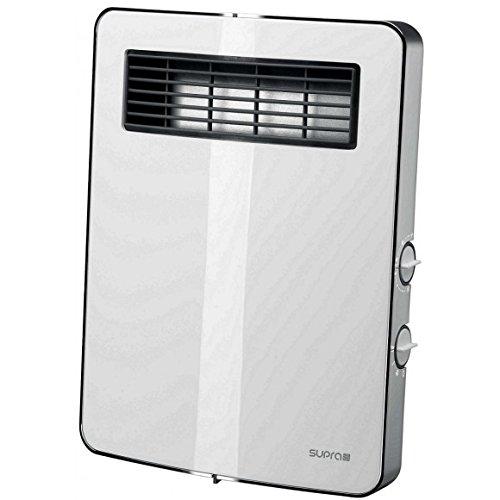 Supra ETNO Interior Color blanco 2000W Radiador - Calefactor Radiador, Interior, Pared, Color blanco...