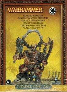 Warhammer Ogre Kingdoms Golgfag Maneater (1 figura, Finecast, 2011)