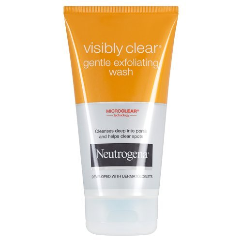 Neutrogena Esfoliante Facciale, Visibly Clear Exfoliante Facial, 150 ml