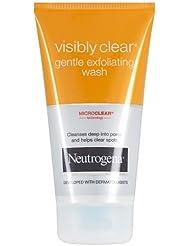 NEUTROGENA VISIBLY CLEAR exfoliante facial 150 ml
