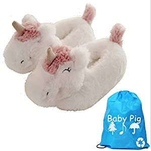 Baby Pig Zapatillas de Estar
