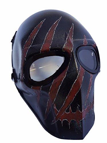 Airsoft maschera intera vampiro Army of two di sicurezza paintball Cosplay Halloween maschera - Vampire Fan Art