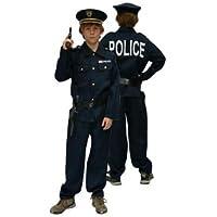 Costume polizia per bambini Tgl