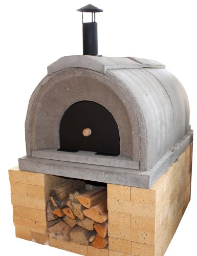 Outdoor Wood Fired Pizza Oven - VITCAS Double Casa Oven