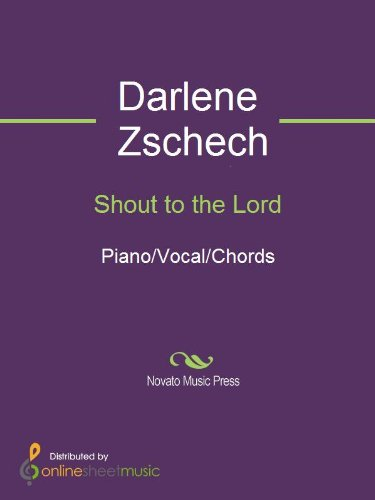 Shout to the Lord eBook: Darlene Zschech: Amazon.in: Kindle Store