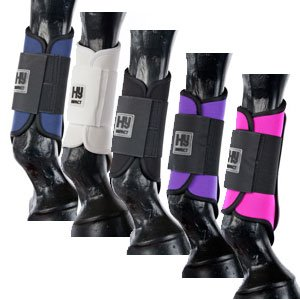 HyIMPACT-Brushing-Boots-choose-from-a-range-of-colours-and-sizes-small-medium-or-large-can-be-used-on-fore-or-hind-legs