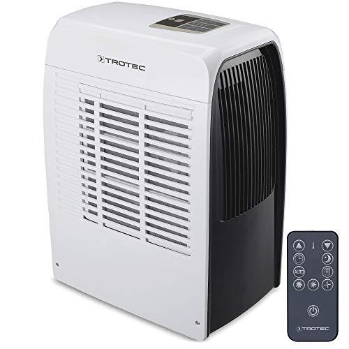 Climatiseur mobile avec 7000BTU, local climatisation TROTEC PAC 2000X monobloc 2,0kW, classe d'efficacité énergétique A
