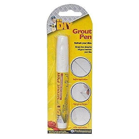 Fugenstift weiß–belebt & Wiederherstellungen müde Fugenmörtel 2 (Old Grout)