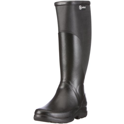 Aigle Rboot, Scarpe Sportive Outdoor Donna Nero