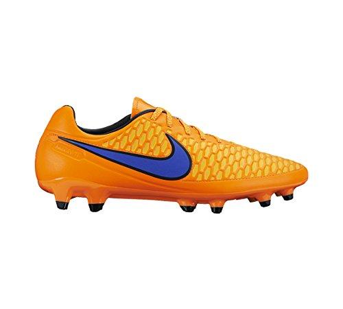 Nike  Magista Orden Fg, Entraînement Football homme Orange/Jaune/Rose/Violet
