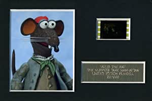 Le personnage du Muppet Show RIZZO le RAT édition limitée