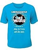 T-Shirt Einschulung/Schulanfang: Kindergarten Das Wars - Möge die Schule mit Dir Sein