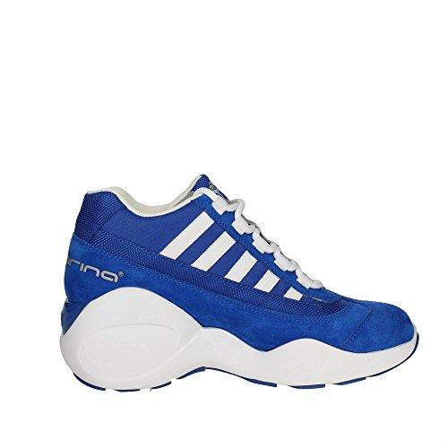Fornarina PEFUP1684WVA1100 Sneakers Donna Bluette