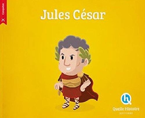 JULES CESAR (HIST.JEUNESSE)