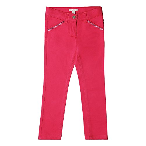 ESPRIT Mädchen Jeans RK22043, Rosa (Raspberry 393), 122 (Rosa Mädchen-jeans)