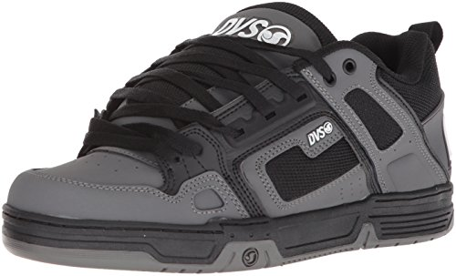 DVS Shoes DVS Enduro 125, Chaussures de Skateboard Homme, Noir (Black Charcoal Nubuck), 44 EU