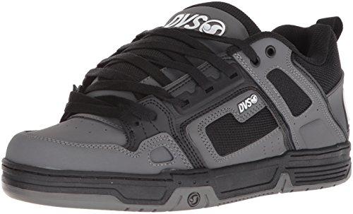 DVS Celsius CT, Zapatillas de Skateboard para Hombre, Gris (Charcoal Grey Black Nubuck 022), 44 EU