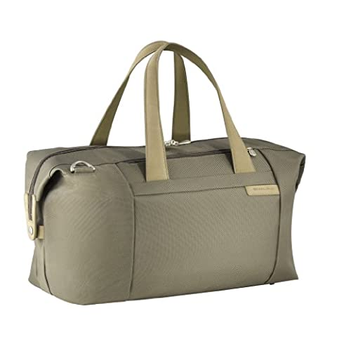 Briggs & Riley Travelware Unisex-Adult Travel Tote, Olive, L