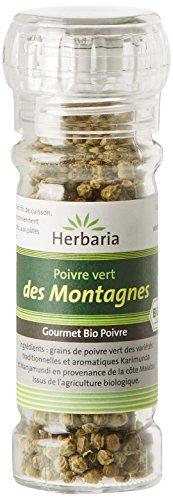 Herbaria - France Poivre Vert Bio de la Forêt Vierge
