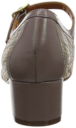 Chie Mihara Unstar, Mary Janes Femme Beige (piano Taupe-maitai Taupe)