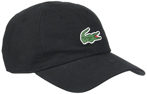 Lacoste Sport Herren RK2464 Baseball Cap, Schwarz (Noir 031), One Size