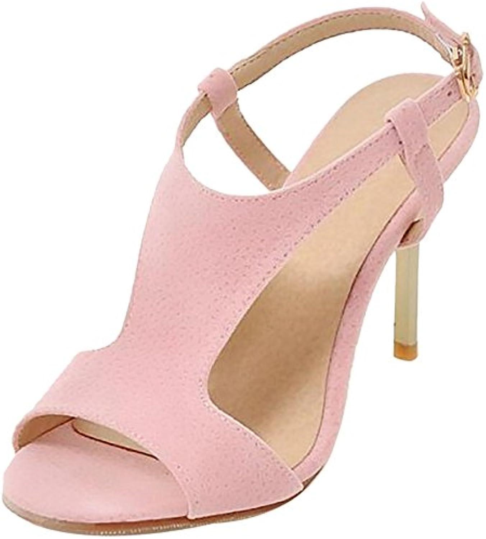 Coolcept Femmes Salomé Peep Toe Toe Toe  s à Talon AiguilleB07FGG66RDParent   Boutique En Ligne  615363