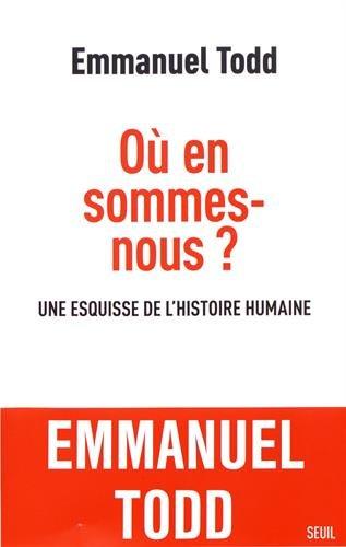 Où en sommes-nous ? : Une esquisse de l'histoire humaine par From Seuil