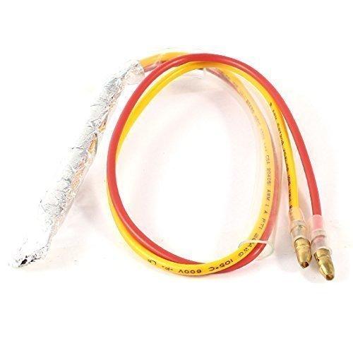 Preisvergleich Produktbild 72 Grad Celsius 250V 10A Sicherung für Kühlschrank, Kühlschrank, rot, gelb