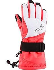 01b4a6f6618735 Firefly Handschuhe Azura Ii - Red Light/White - Handschuhe-Damen