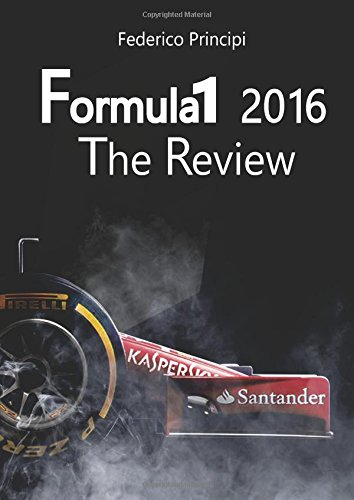Formula 1 2016. The review por Federico Principi