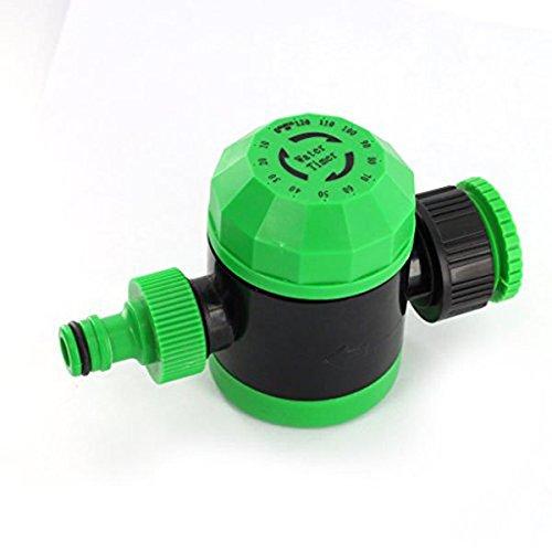 PIXNOR Wasser Timer Garten Schlauch Regner Bewässerung Controller