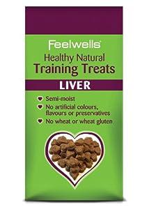 Feelwells Semi Moist Liver Training Treats (Pack of 7)